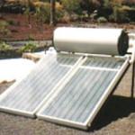 Calefacción Solar de Agua Domestica