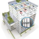 Casos de estudio de sistemas de aire acondicionado en hoteles aplicando sistemas VRF de LG
