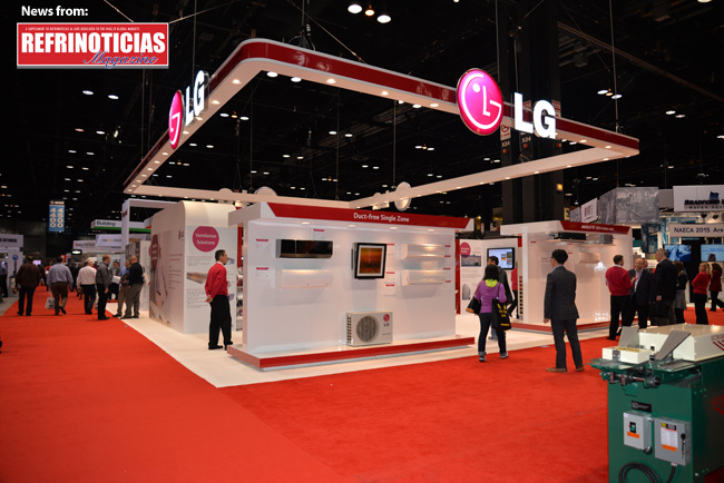Lg Unveils New And Renewed Air Conditioning Solutions At