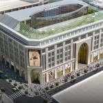 Mitsubishi Electric Delivers 51 Elevators and Escalators for Shanghai New World Daimaru Department Store in China