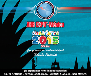 AHR EXPO GUADALAJARA 2015 EDICION ESPECIAL