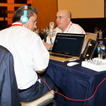 Entrevista con el Sr. Rafael Rojo en la Tercera Edición de la Reunión de Distribuidores Especializados de T&P REFRIGERACION y LENNOX