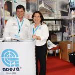 Entrevista con Mayra Lira de Adesa desde el Congreso Refriamericas 2015 en Panamá