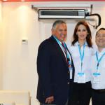 Entrevista con Rey Benzor de Mitsubishi Electric Aire Acondicionado desde Refriamericas 2015