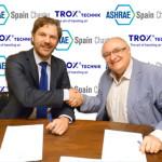 Trox Technik es el nuevo patrocinador Gold del Capítulo España 2015 de ASHRAE