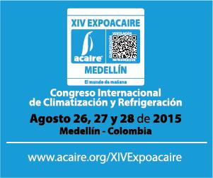 Refrinoticias presente en Expo Acaire 2015