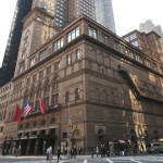El emblemático Carnegie Hall de Nueva York es certificado LEED Plata