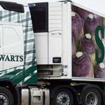 CARRIER STEWARTS OF TAYSIDE REFRESHES ALL-CARRIER TRANSICOLD FLEET WITH VECTOR™ 1550 UNITS