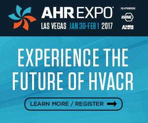 AHR EXPO 2017 Las Vegas