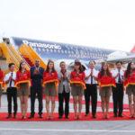 La serie SKY de aire acondicionado vuela con VietJet Air