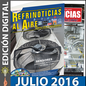 REFRINOTICIAS AL AIRE México, USA & Latinoamérica Julio 2016