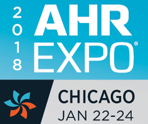 AHR Expo Chicago 2018