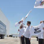 Inaugura el Presidente Enrique Peña Nieto la Nueva Planta Cervecera Yucateca de Grupo Modelo