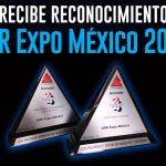 AHR EXPO MÉXICO 2016 Recibe Importante Reconocimiento