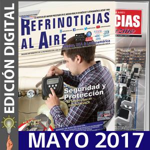 REFRINOTICIAS AL AIRE México, USA & Latinoamérica - Mayo 2017