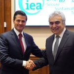 International Energy Agency Executive Director meets with President of Mexico