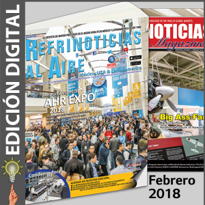REFRINOTICIAS AL AIRE México, USA & Latinoamérica - Febrero 2018