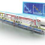 Dürr construye una planta de pintura inteligente y eficiente para BMW Group
