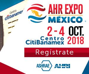 AHR Expo México 2018