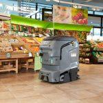 Karcher prepara el primer modelo de robot de limpieza del futuro