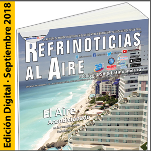 REFRINOTICIAS AL AIRE México, USA & Latinoamérica - Septiembre 2018