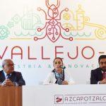 PRESENTAN NUEVO PLAN PARA LA RECUPERACIÓN DE LA ZONA INDUSTRIAL DE VALLEJO EN LA CIUDAD DE MÉXICO