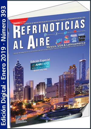 REFRINOTICIAS AL AIRE México, USA & Latinoamérica - Enero 2019