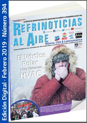 REFRINOTICIAS AL AIRE México, USA & Latinoamérica - Febrero 2019
