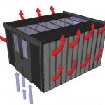 Siemon presenta su solución de aislamiento por pasillo frío activo