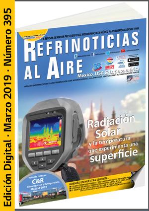 REFRINOTICIAS AL AIRE México, USA & Latinoamérica - Marzo 2019