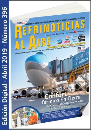REFRINOTICIAS AL AIRE México, USA & Latinoamérica - Abril 2019