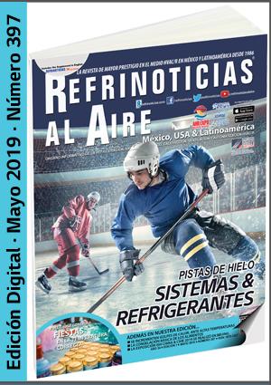 REFRINOTICIAS AL AIRE México, USA & Latinoamérica - Mayo 2019