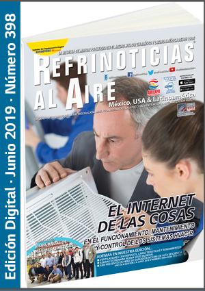 REFRINOTICIAS AL AIRE México, USA & Latinoamérica - Junio 2019