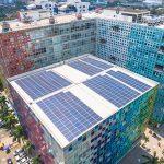 EN CALI, COLOMBIA, LA ENERGÍA SOLAR ENCIENDE LA LUZ DEL EDIFICIO VIDA