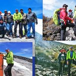 EN COLOMBIA IDEAM MONITOREA LOS GLACIARES