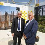 AIRE ACONDICIONADO Y VENTILACIÓN SOSTENIBLES DENTRO DEL PABELLÓN SUECO EN EXPO 2020 DUBAI