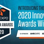 AHR EXPO ANUNCIA LOS GANADORES DE LOS PREMIOS INNOVATION AWARDS 2020