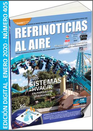 REFRINOTICIAS AL AIRE México, USA & Latinoamérica - ENERO 2020