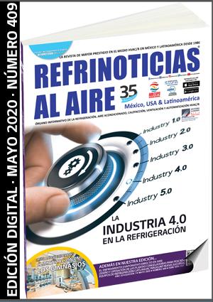 REFRINOTICIAS AL AIRE México, USA & Latinoamérica - MAYO 2020