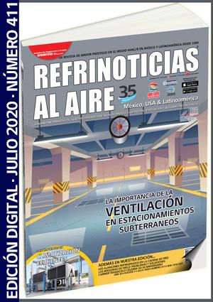 REFRINOTICIAS AL AIRE México, USA & Latinoamérica - JULIO 2020